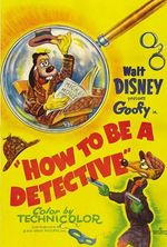 Affiche How to Be a Detective