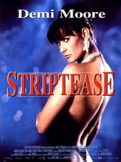 Affiche Striptease