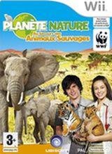 Jaquette Planète Nature : Au secours des animaux sauvages
