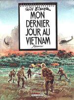 Couverture Mon dernier jour au Vietnam