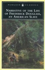Couverture Narrative of the Life of Frederick Douglass