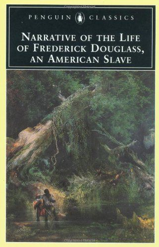a literary analysis of the narrative of the life of frederick douglass an american slave by frederic