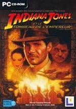Jaquette Indiana Jones : Le Tombeau de l'Empereur