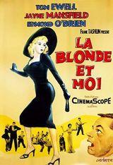 Affiche La Blonde et Moi