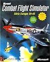 Jaquette Combat Flight Simulator
