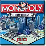 Jaquette Monopoly : Here and Now
