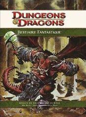 Couverture Dungeons & Dragons Livre de règles ver. 4.0 : Bestiaire Fantastique