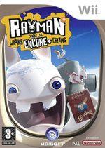 Jaquette Rayman contre les Lapins ENCORE plus Crétins
