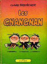 Couverture Les Gnangnan