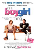 Affiche It's a Boy Girl Thing