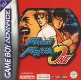 Jaquette Final Fight One