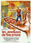 Affiche Les Aventures de Tom Pouce