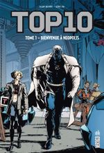 Couverture Bienvenue à Néopolis - Top 10, tome 1