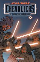 Couverture Au cœur de la peur - Star Wars : Chevaliers de l'Ancienne République, tome 3