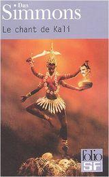 Couverture Le Chant de Kali