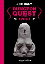 Couverture Dungeon Quest, tome 2