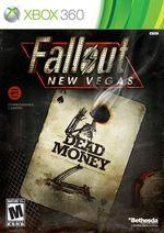 Jaquette Fallout : New Vegas - Dead Money