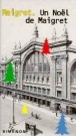 Couverture Un Noël de Maigret
