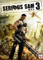 Jaquette Serious Sam 3 : BFE