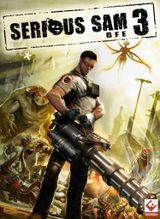 Jaquette Serious Sam 3 : BFE