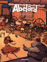Couverture La Danse des petits papiers - Abélard, tome 1