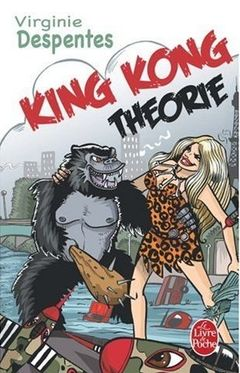 Couverture King Kong théorie