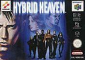 Jaquette Hybrid Heaven