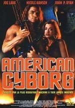 Affiche American Cyborg