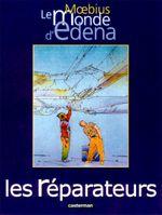 Couverture Les Réparateurs - Le Monde d'Edena, hors-série