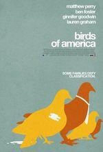 Affiche Birds of America