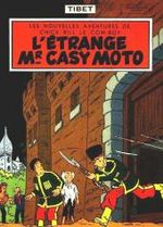 Couverture L'Étrange Mr Casy Moto - Chick Bill, tome 5
