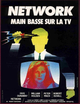 Affiche Network, main basse sur la TV