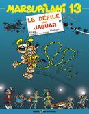 Couverture Le Défilé du jaguar - Marsupilami, tome 13