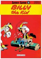 Couverture Billy the Kid - Lucky Luke, tome 20