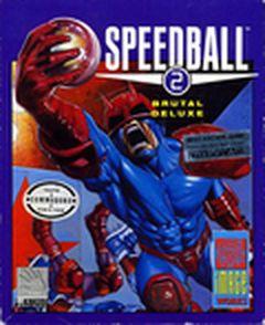 Jaquette Speedball 2 : Brutal Deluxe