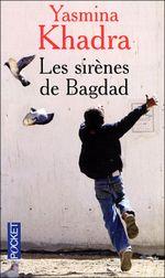 Couverture Les sirènes de Bagdad