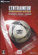Jaquette L'Entraîneur 3 : Saison 2001/2002