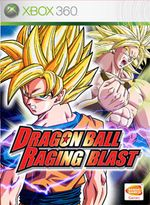 Jaquette Dragon Ball : Raging Blast