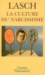 Couverture La Culture du narcissisme