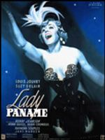 Affiche Lady Paname