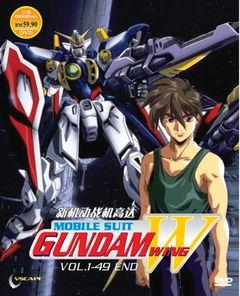 Affiche Mobile Suit Gundam Wing