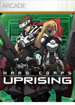 Jaquette Hard Corps : Uprising