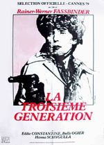 Affiche La troisième génération