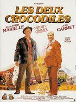 Affiche Les deux crocodiles