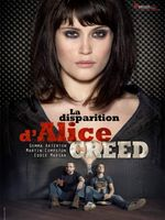 Affiche La Disparition d'Alice Creed