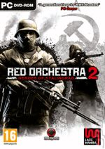Jaquette Red Orchestra 2 : Heroes of Stalingrad