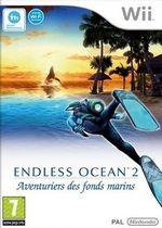 Jaquette Endless Ocean 2 : Aventuriers des fonds marins