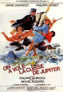 Affiche On a volé la cuisse de Jupiter