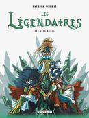 Couverture Sang royal - Les Légendaires, tome 13