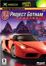 Jaquette Project Gotham Racing 2